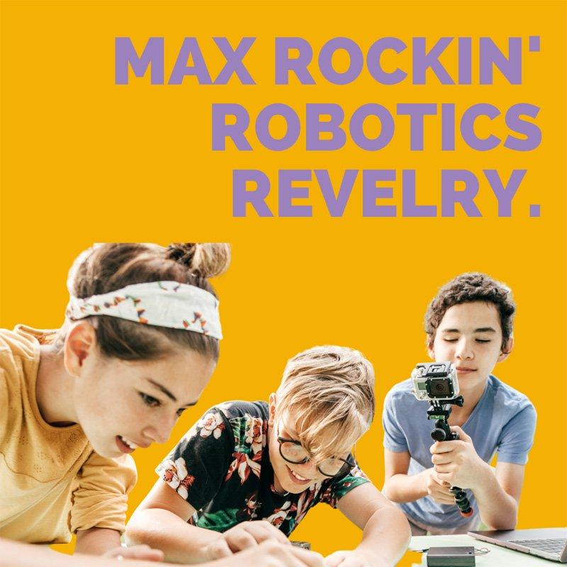 MAX Robotics Party