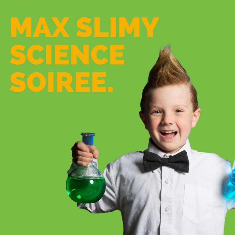 MAX Science Party