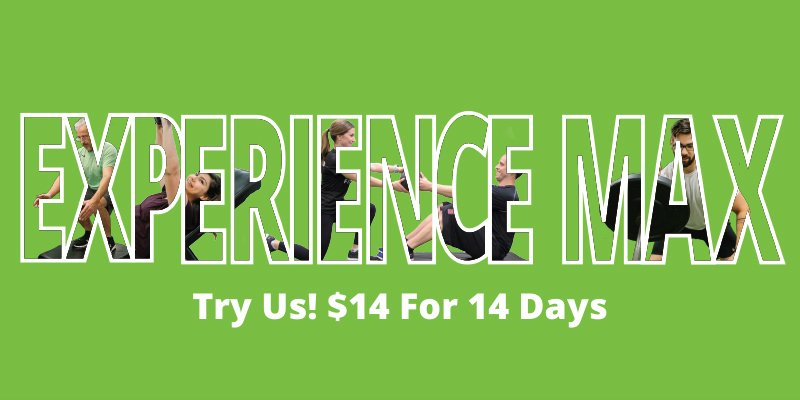 Green Experience MAX graphic