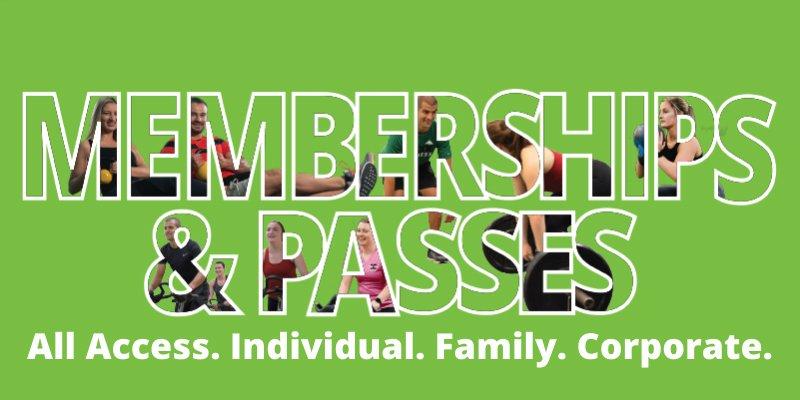 MAX Memberships and Passes Graphic